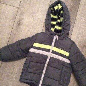 London Fog 3T Puffer Lined Jacket